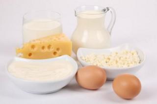 oeufs produits laitiers
