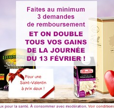 Doublement des Gains Coupon Network