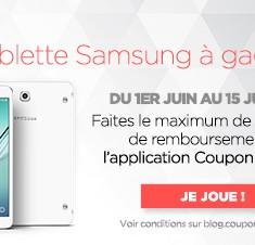 Jeu Concours Samsung Coupon Network