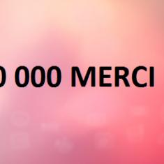 10000 mercis